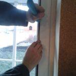 исправление геометрии окна